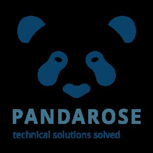 Panda Rose logo