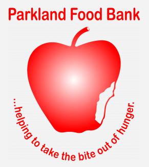 Parkland Food Bank logo