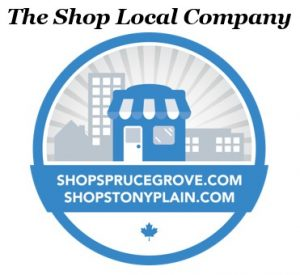 Shop Local Company Logo