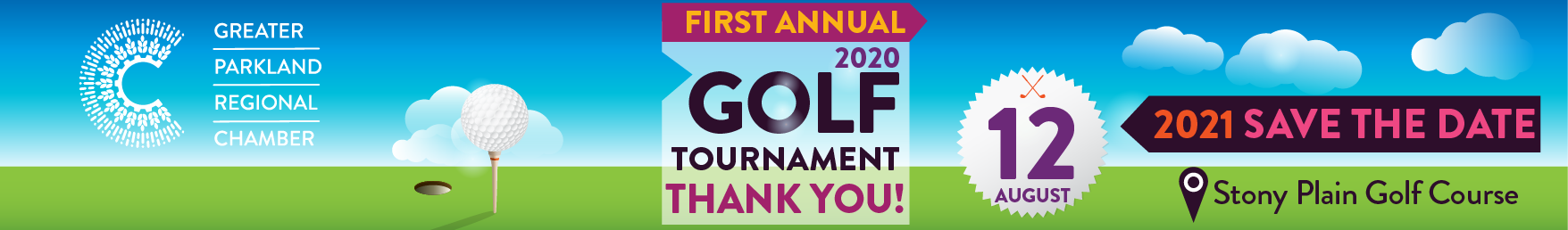 Golf Banner - Thank You-01