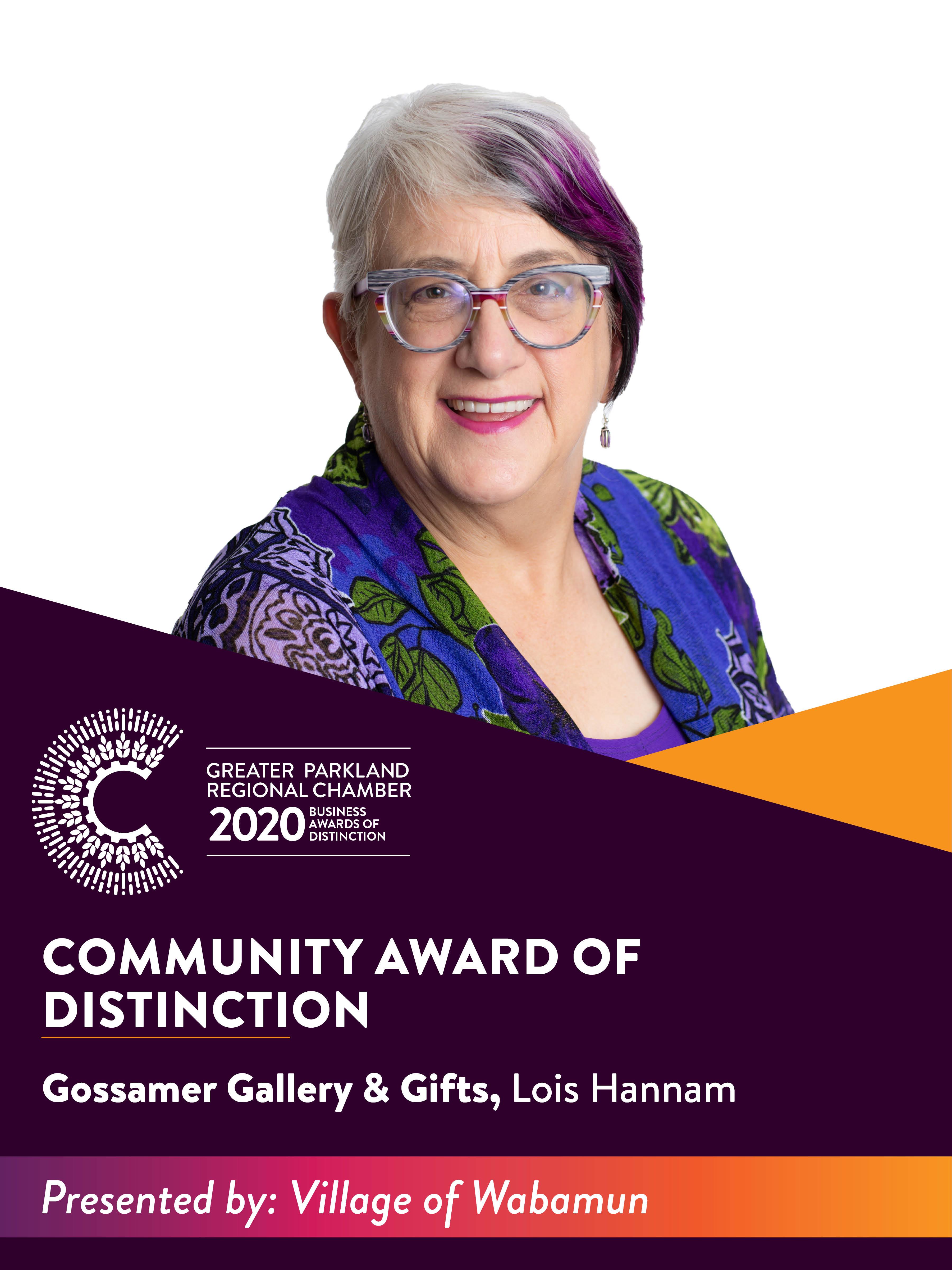 Community Award - Wabamun