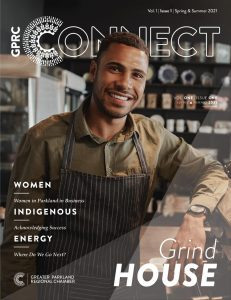 GPRC Connect Sample Front Cover