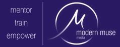 Modern Muse Purple Background