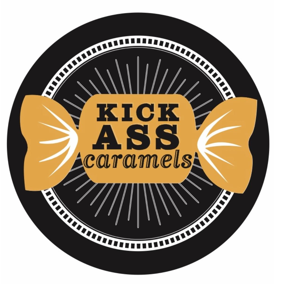 Kick Ass Caramels Logo