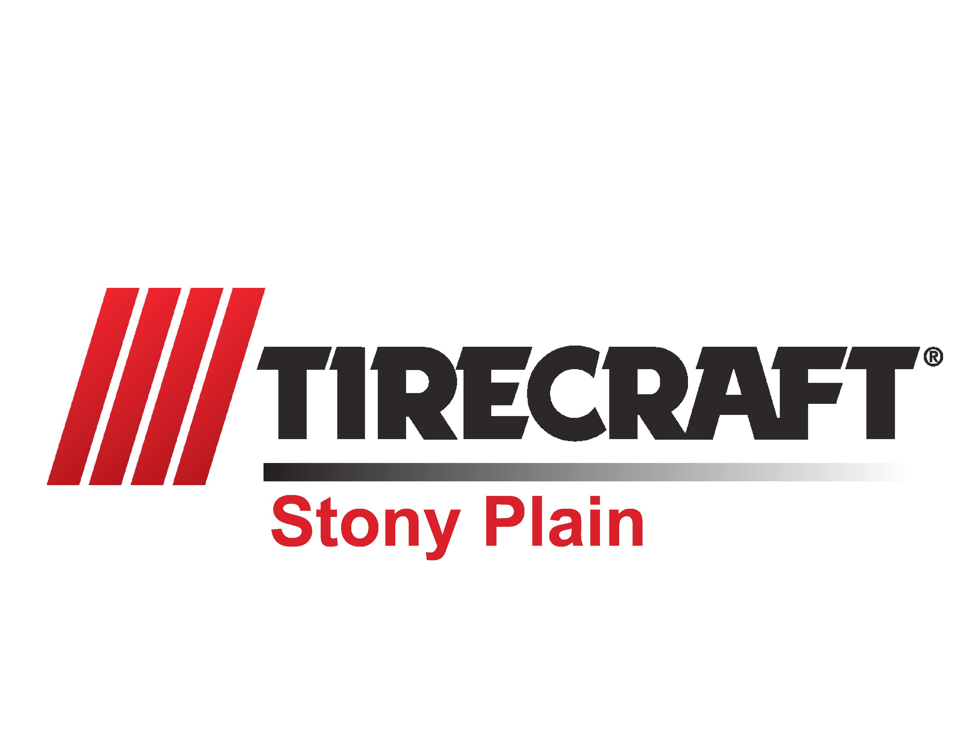 Tirecraft Stony Plain Logo