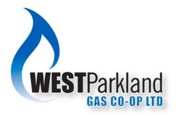 west parkland gas coop logo