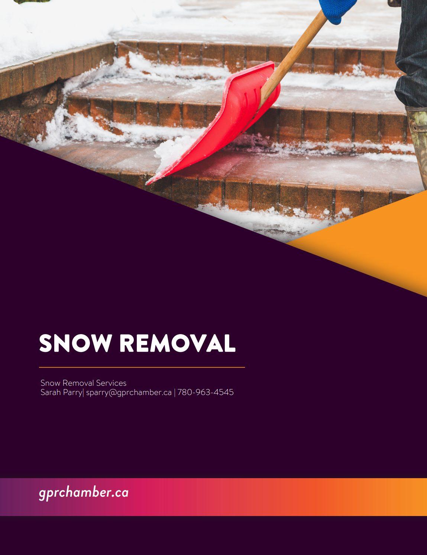 Snow Removal RFP