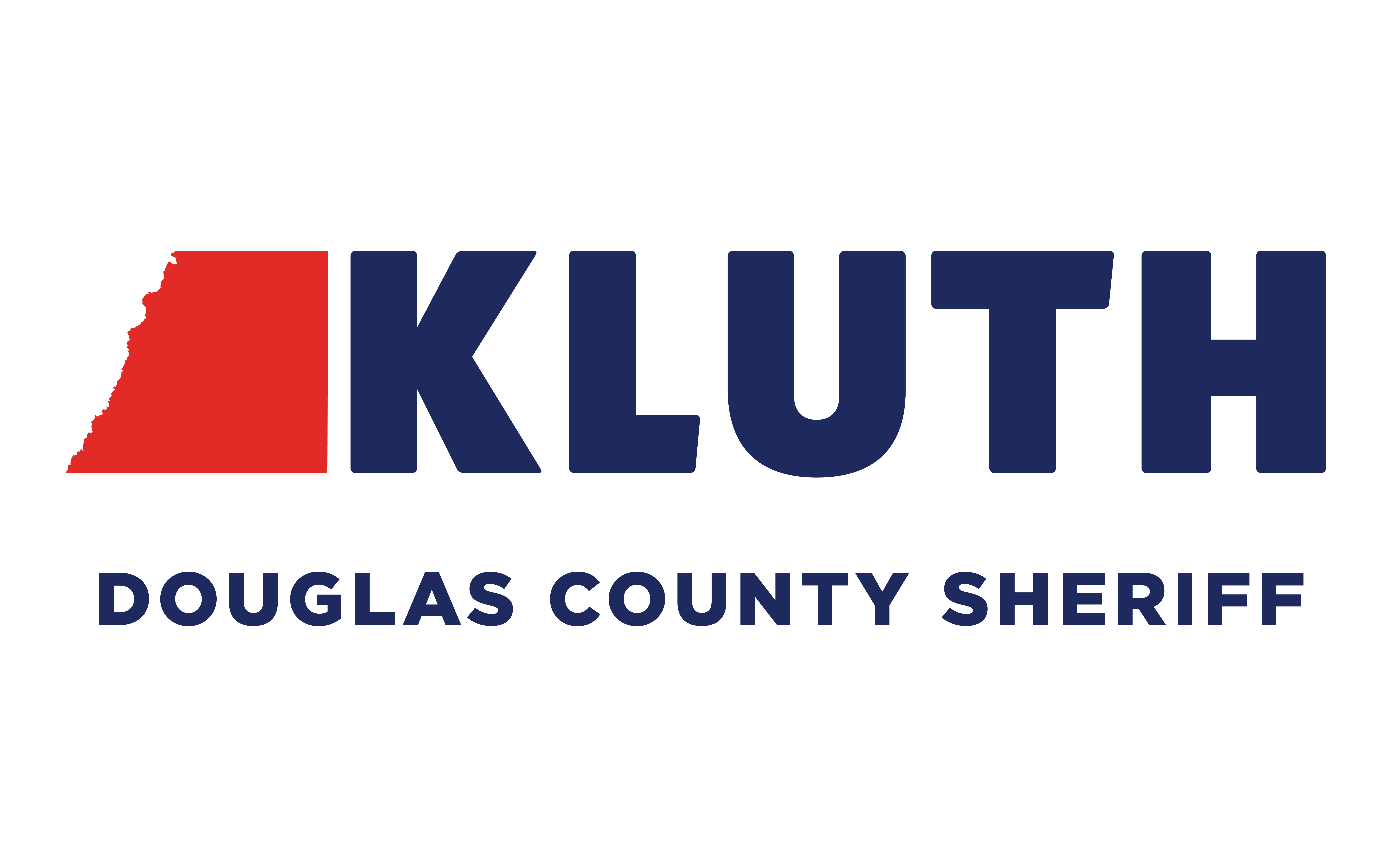 Kluth for sheriff
