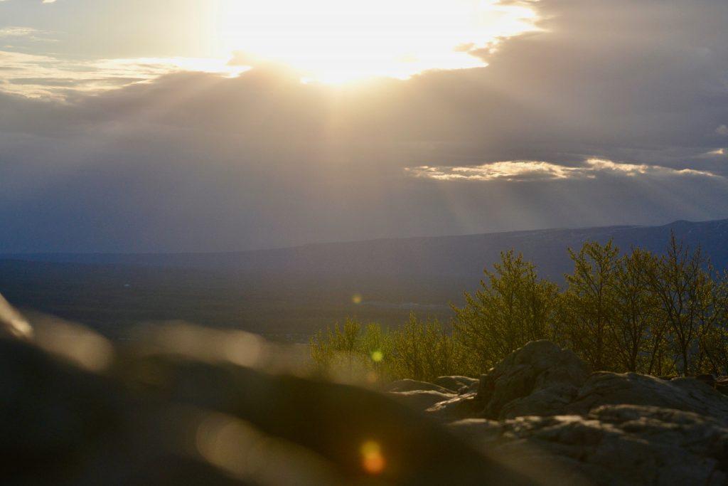 Butte Hike - 3