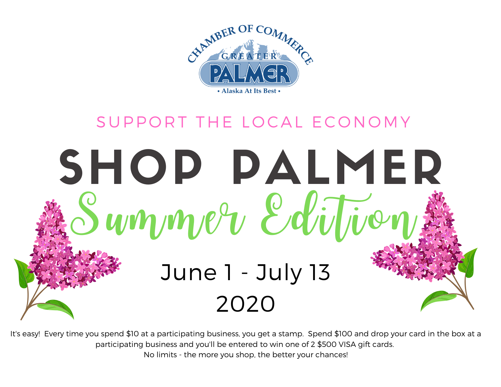 Shop Palmer Summer Edition