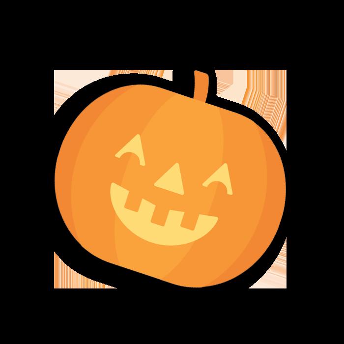 Pumpkin Icon Flipped