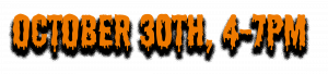 Spooky Date