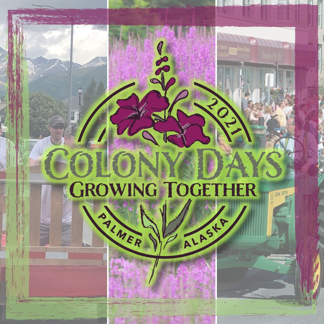Colony Days Homepage Infographic