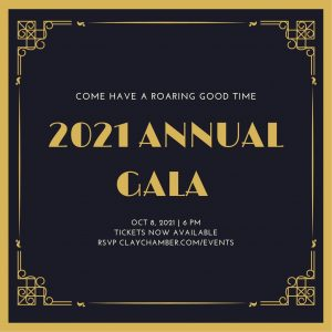 Gala Tickets Available