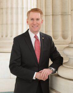 US Senator James Lankford