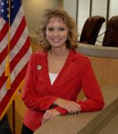 Tammy Belinson Cleveland County Clerk
