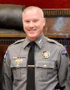 Blake Green Cleveland County Sheriff