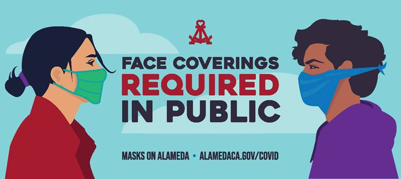 mask required in Alameda