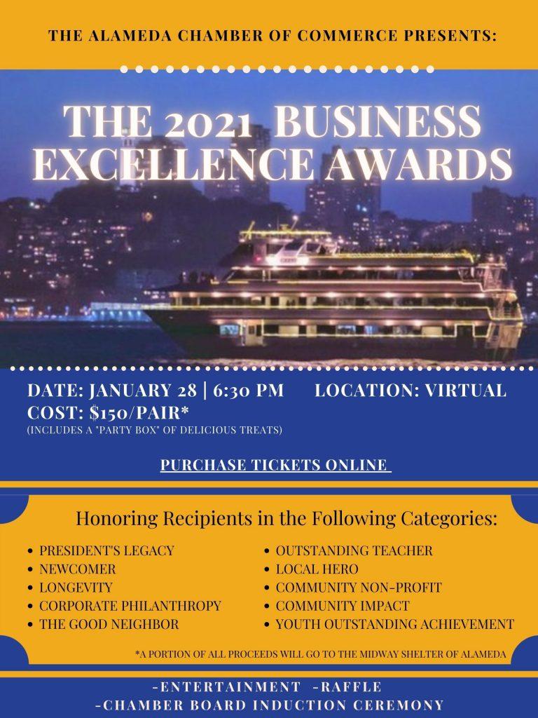Alameda Business Ecellence Awards