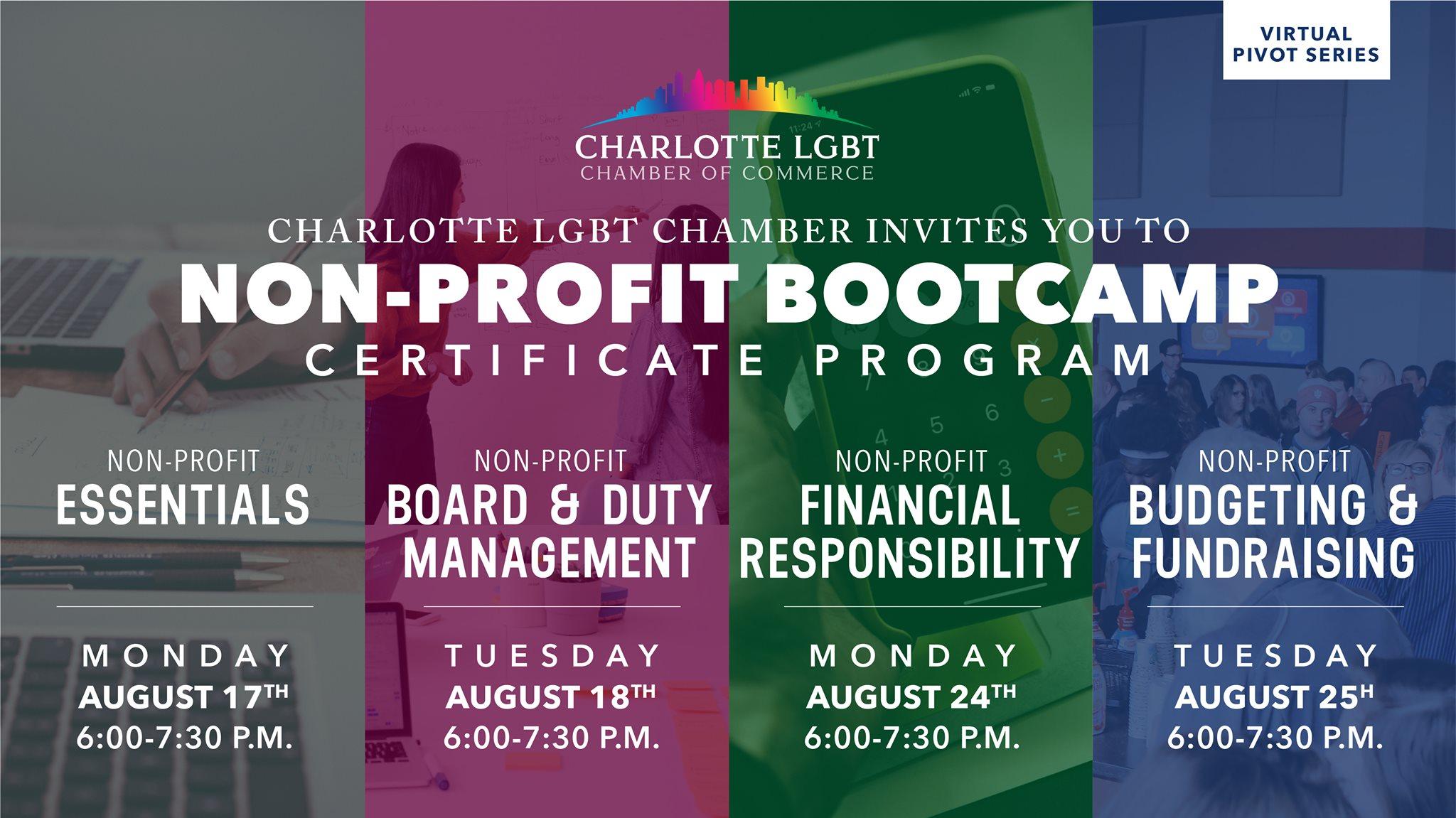 Non-Profit Bootcamp | Board Essentials