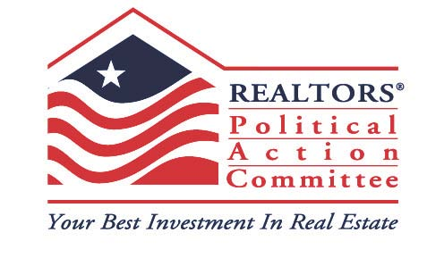 Realtors Political Action Committee logo