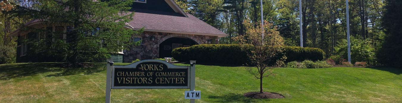 York Visitors Center