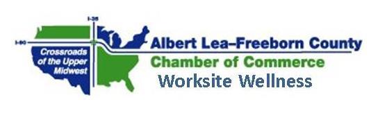 Chamber Worksite Wellness logo