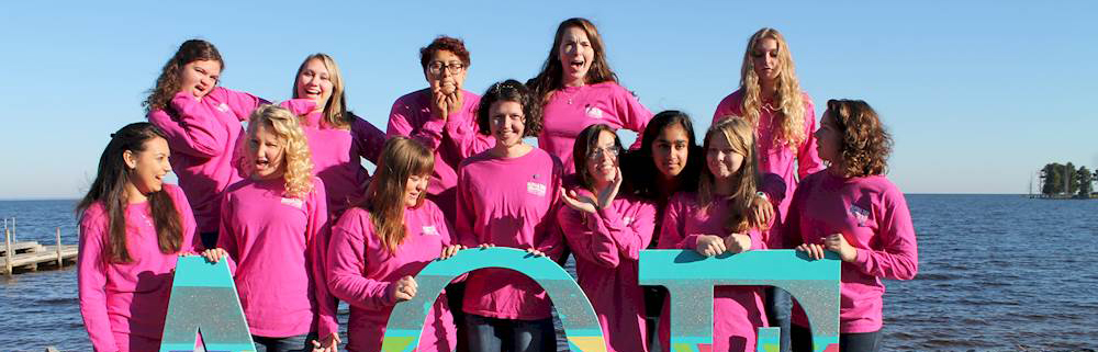AOE group in pink