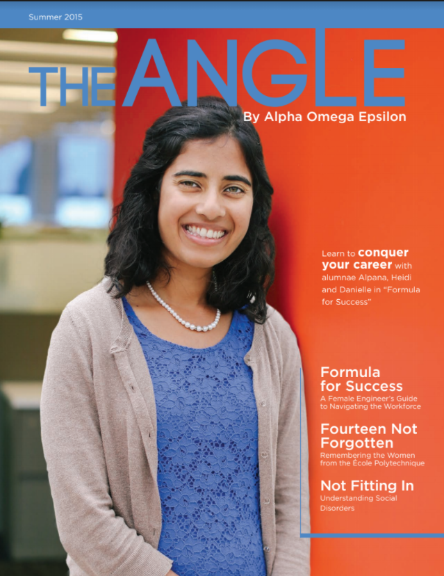 The Angle Summer 2015