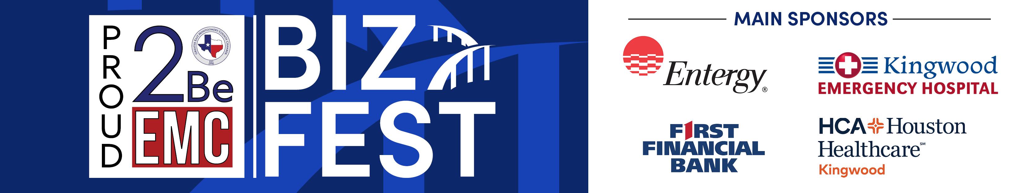Website BizFest Banner