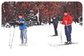 Cross-Coutry Skiing