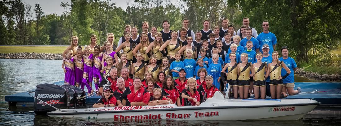 Shermalot Show Team