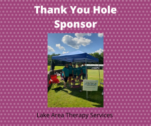 Thank You Hole Sponsor 10