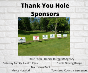 Thank You Hole Sponsors 7