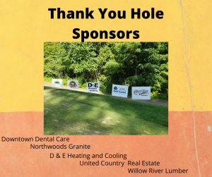 Thank You Hole Sponsors 8