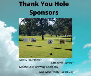 Thank You Hole Sponsors 9