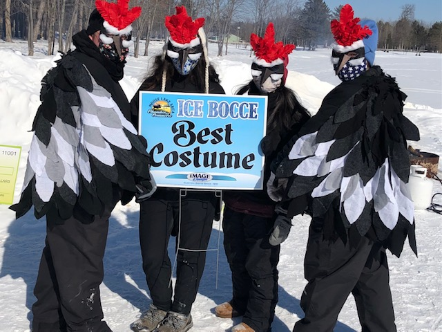 Best Team Costume, The WoodPuckers