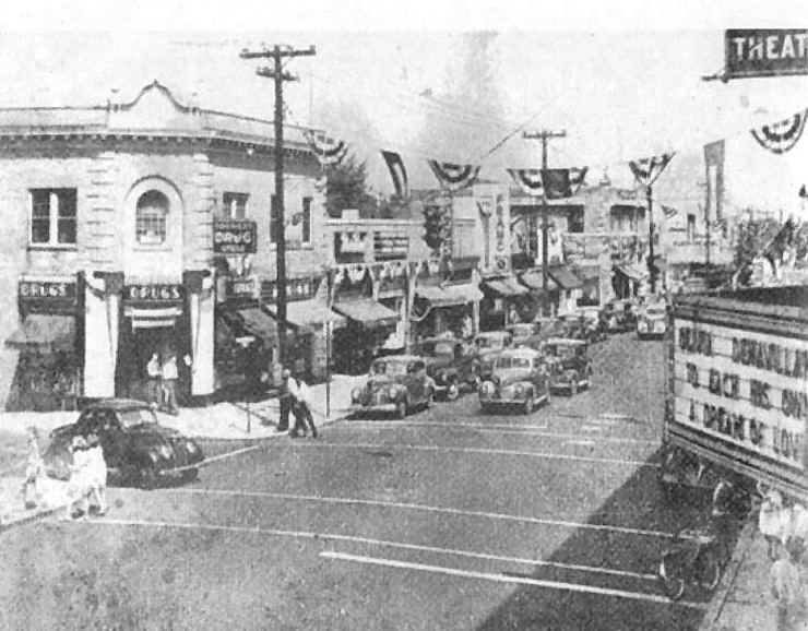 Historic Clarendon Storefronts