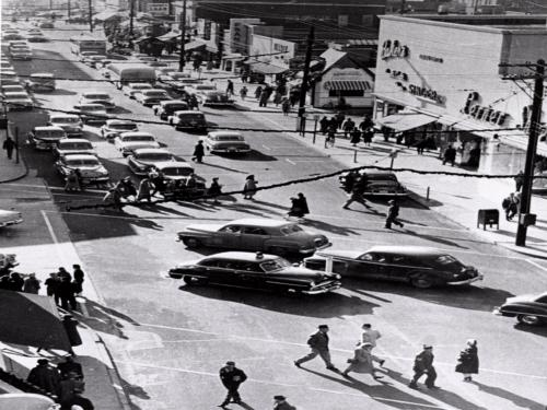 Historic Clarendon Streetview