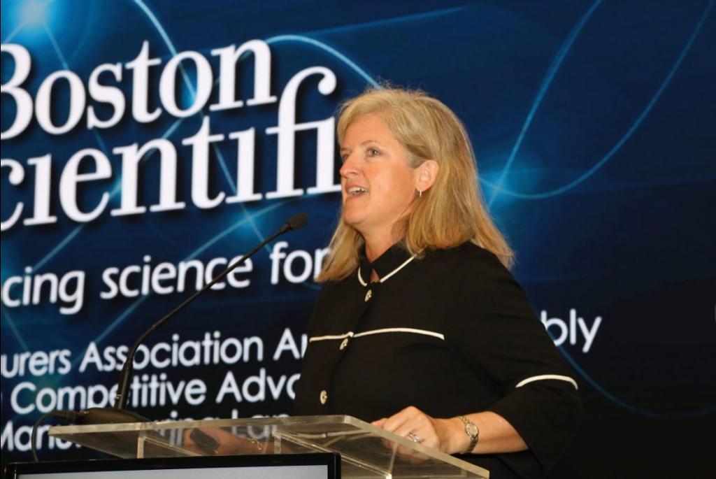 Boston Scientific Talk