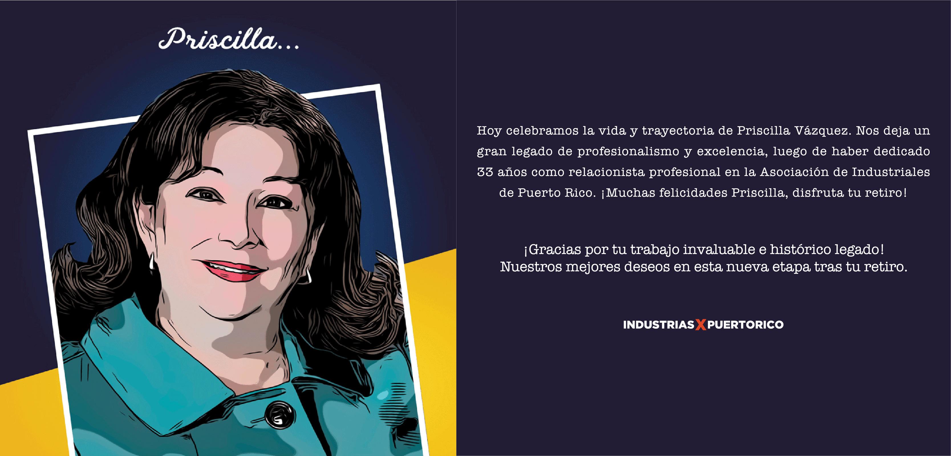 Priscilla Vázquez