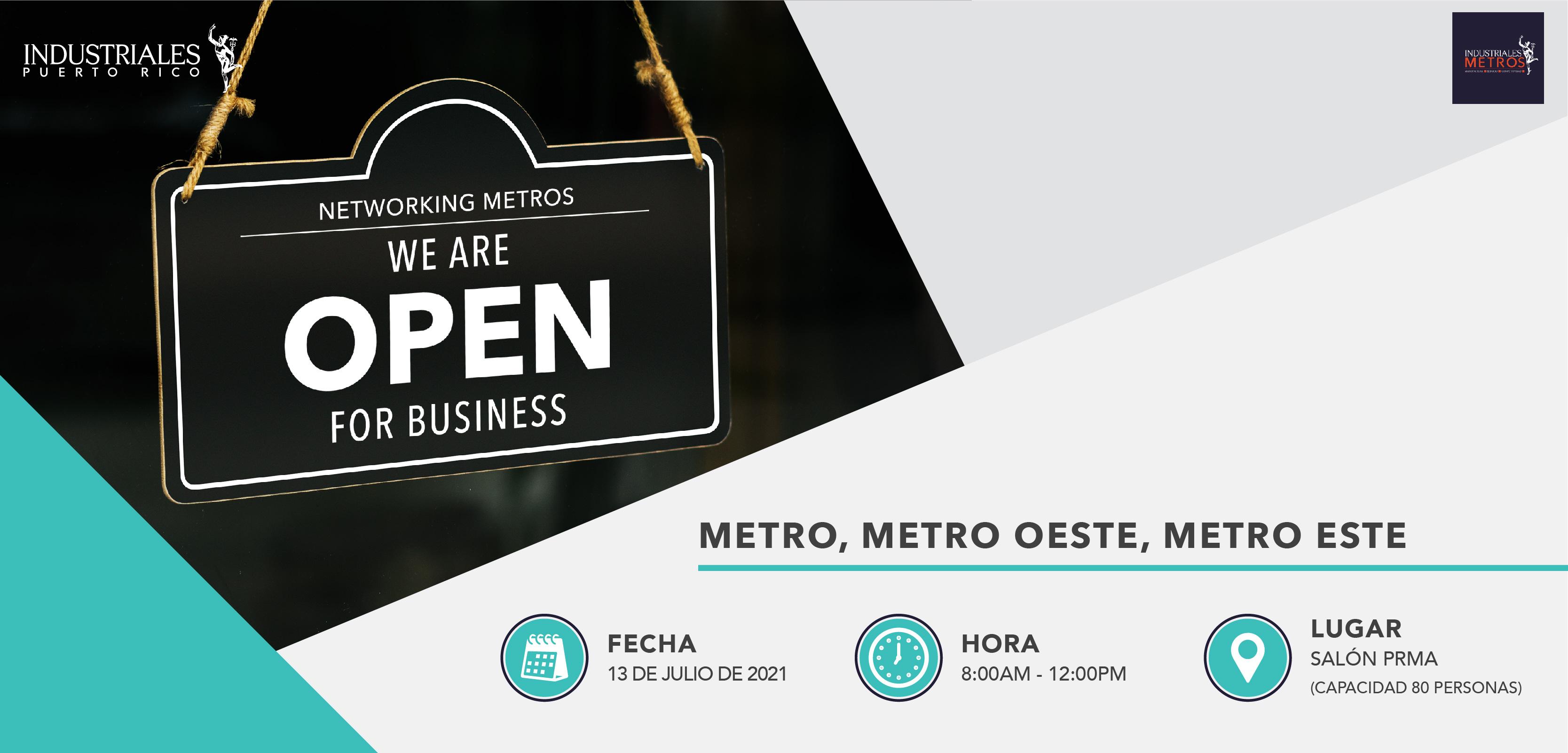 Networking Metros