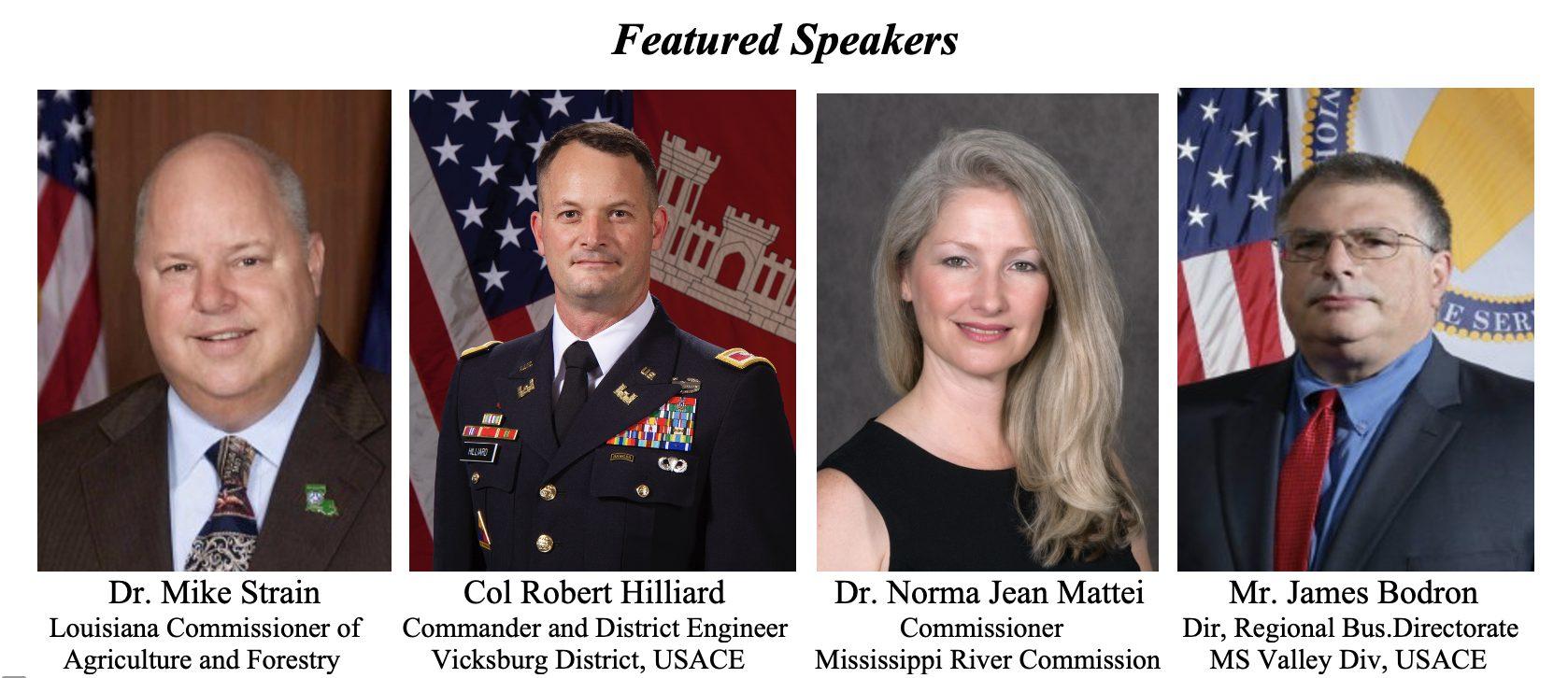ORVA Featured Speakers
