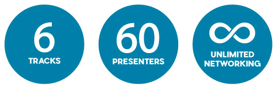 Track-Presenters-Networking