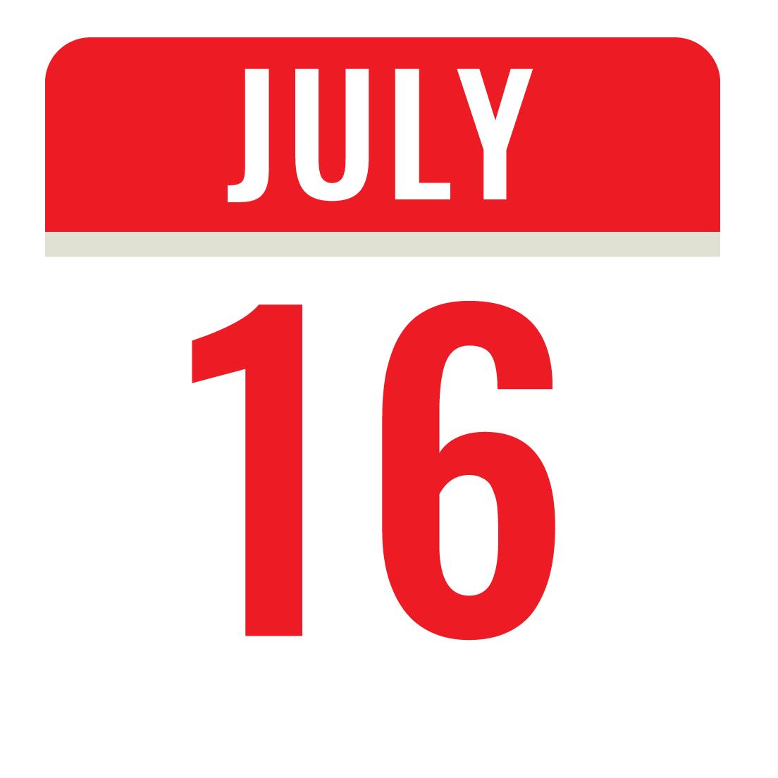 jULY-16