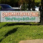 Photo of the Cunsumnes River Farm Sign @ October 2020 Luncheon