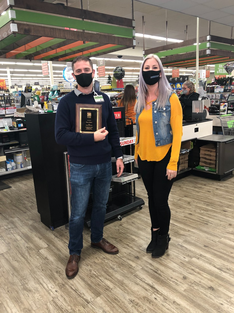 Save Mart Awarded 2020's Business of the Year - Dec 15 2020