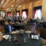 Group photo luncheon at Brewsters July 15, 2021