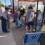 Galt Farmers Market view - July 23, 2021