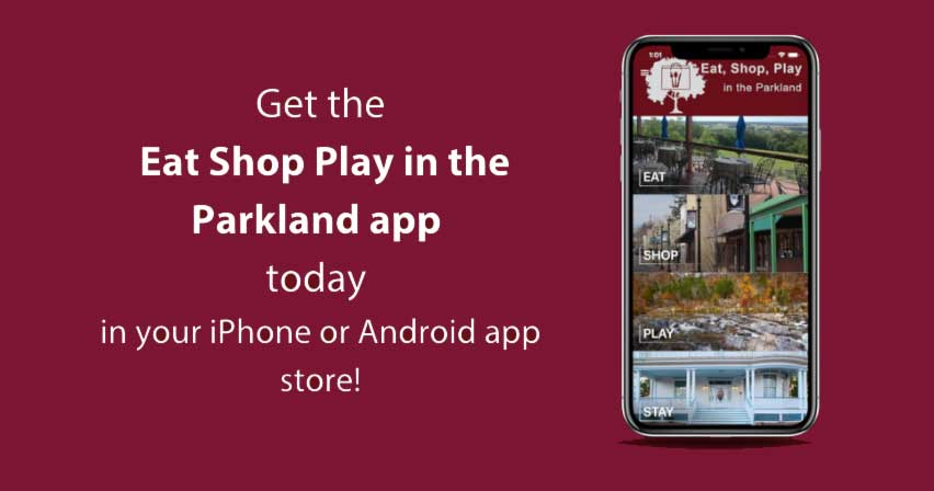 Get the Eat Shop Play App